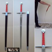 Two Handed Stage Combat Sword